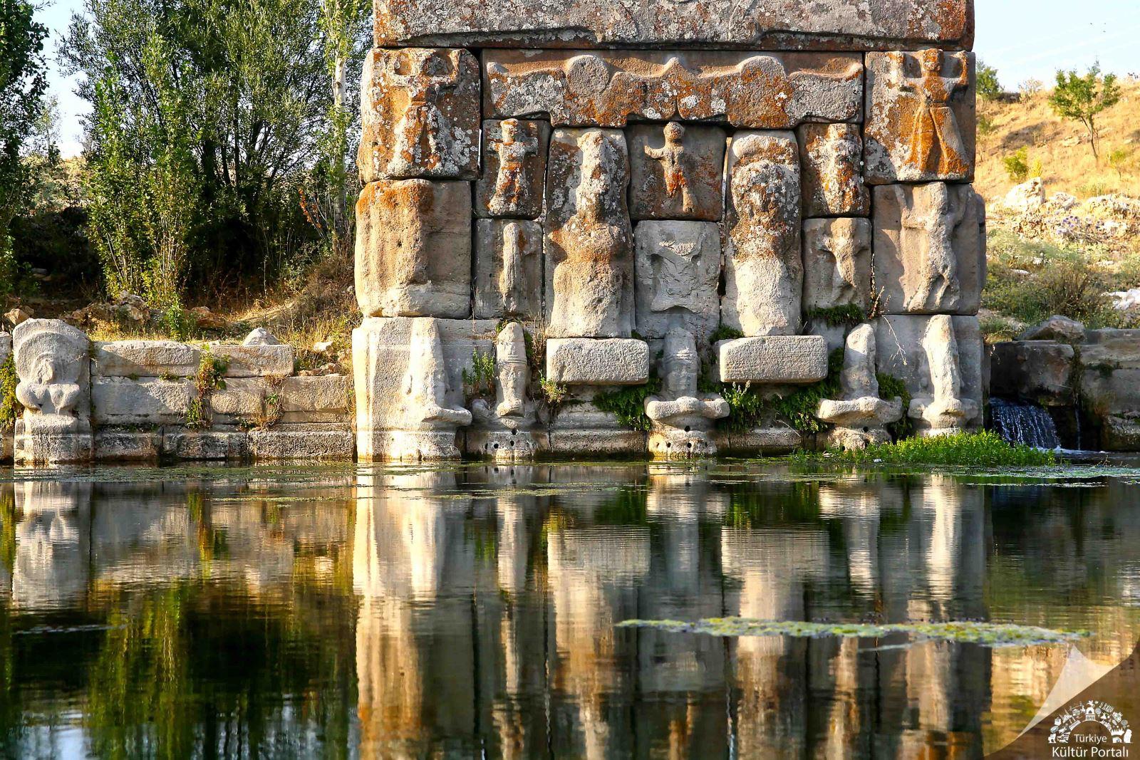 Eflatunpınar Hitit Su Anıtı_Beyşehir_Konya