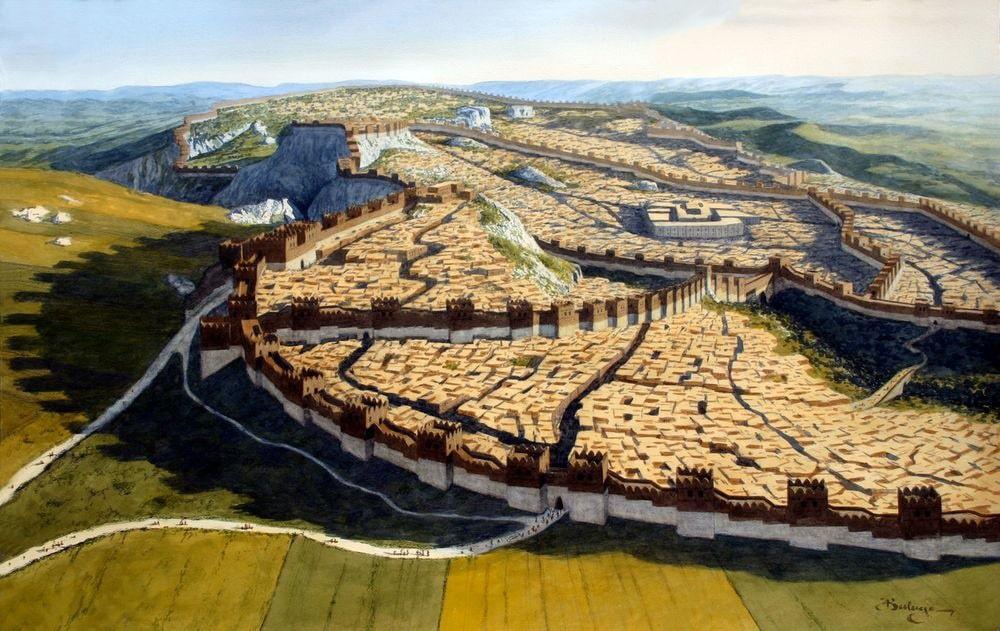 Hititlerin başkenti Hattuşa