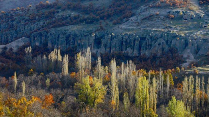 Konya Kilistra Antik Kenti