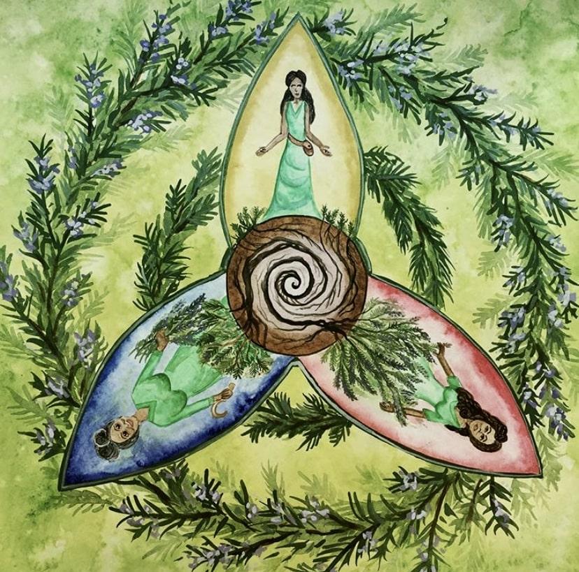 Türk mitolojisinde kayın ağacı