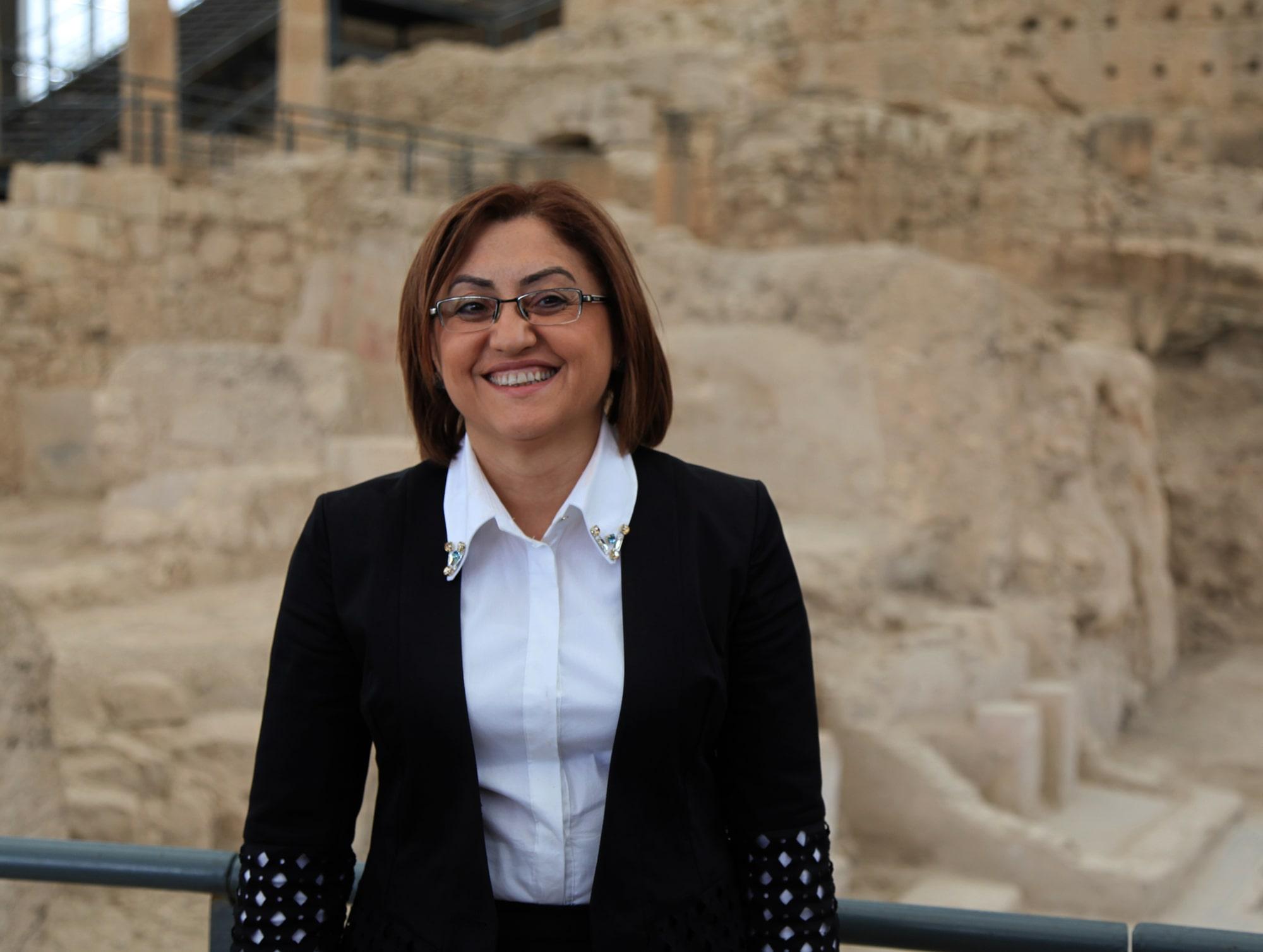 Gaziantep Belediye Başkanı Fatma Şahin