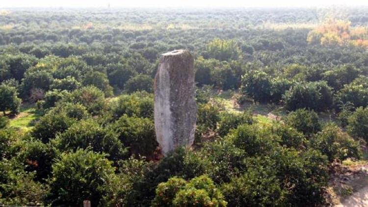 2 Bin 700 yıllık Anıt-Mersin