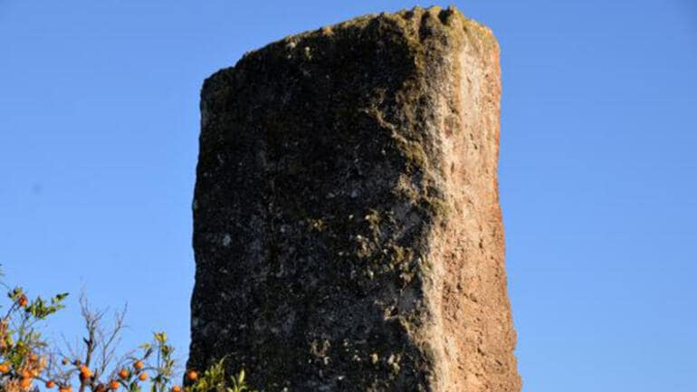 Asur Kralı Sanherip'in zafer anıtı olduğu düşünülüyor