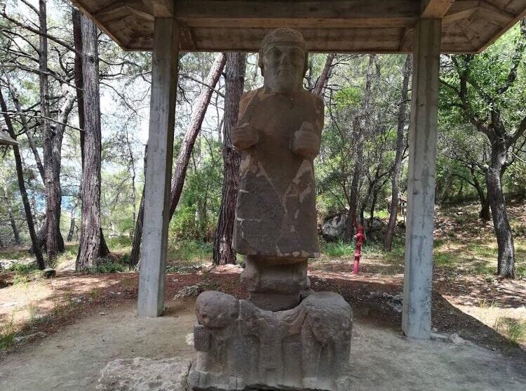 Azatiwataya Kralı Azatiwata
