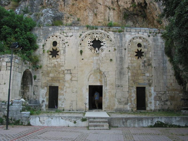Aziz Petrus Kilisesi-Antakya
