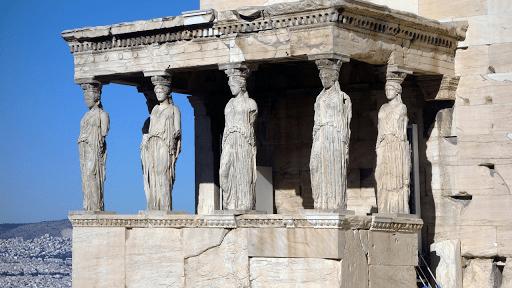Erechtheion tapınağı