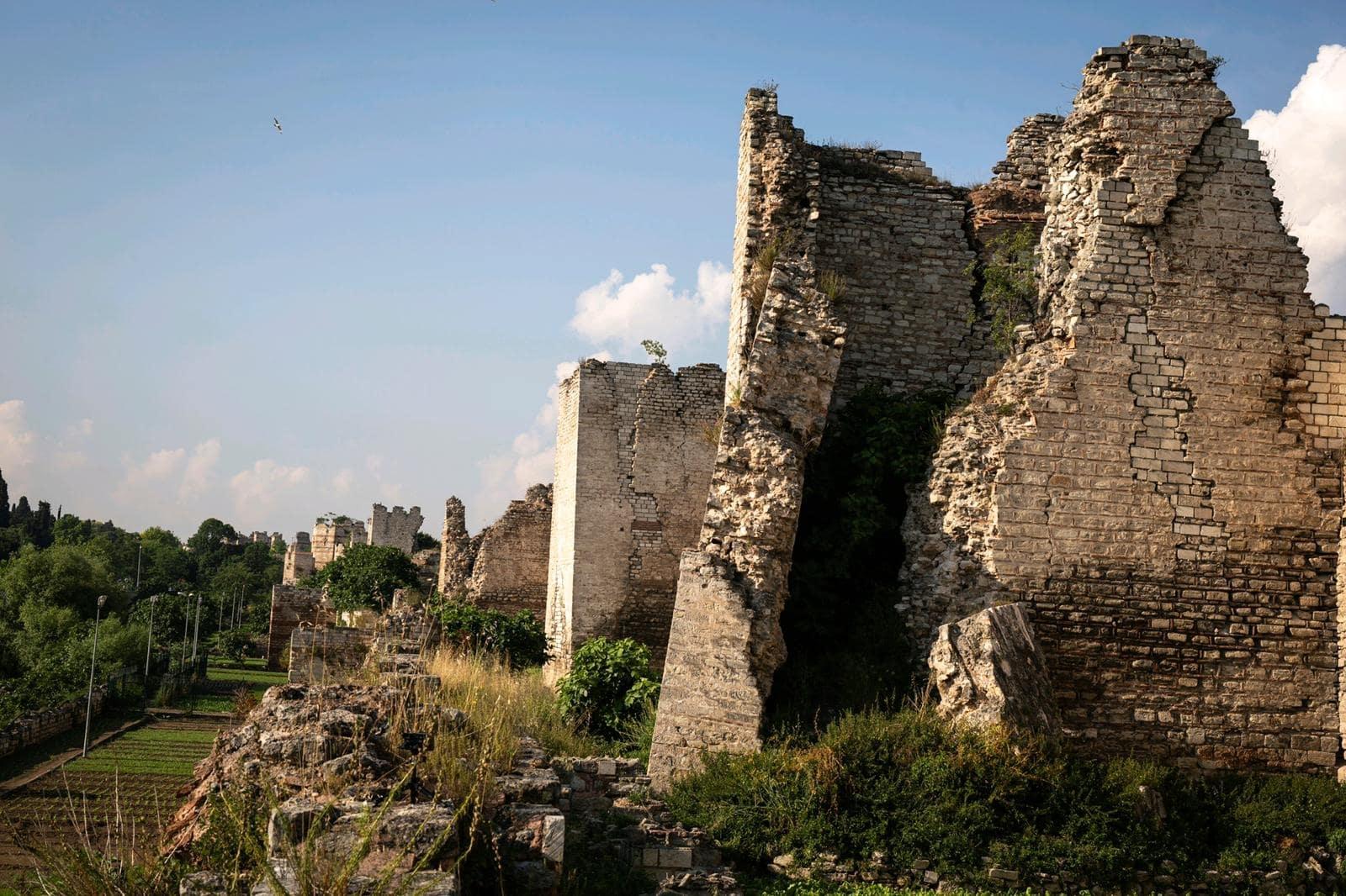İstanbul Surları restorasyonu