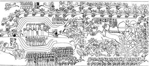II. Ramses Kadeş Savaşı