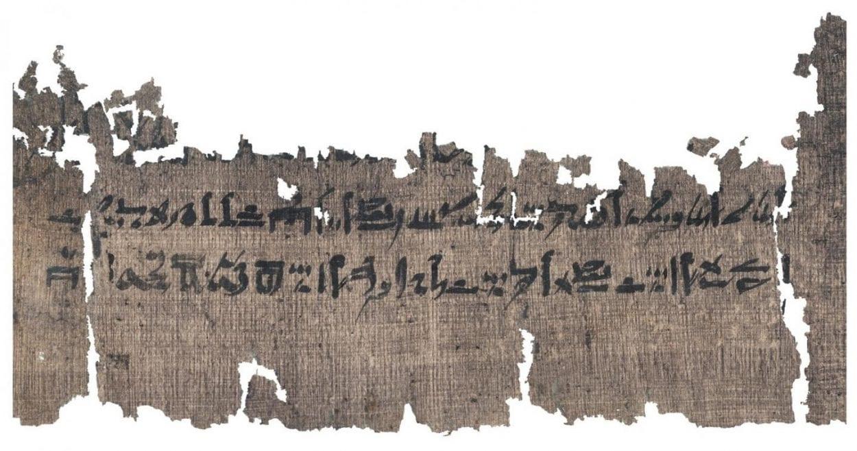 Papirüs Carlsberg Koleksiyonu
