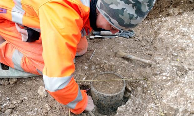 Stonehenge Alanında Çalışmalar