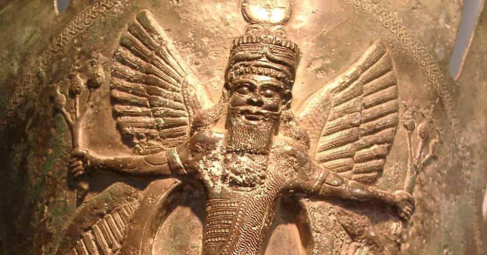 Babil tanrısı Marduk