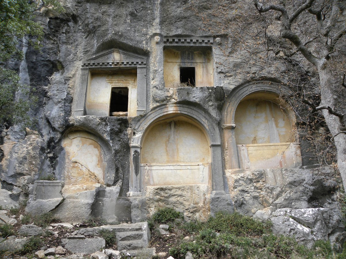 Termessos Antik Kenti- Antalya