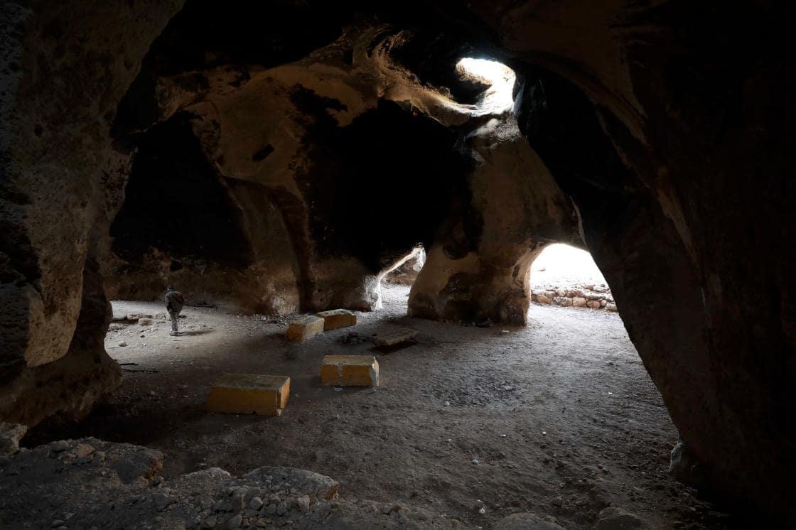bedeviler mağarası 1