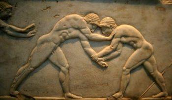 antik çağda güreş