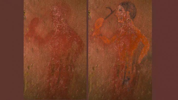 Etrüks sanatında gizli görüntüler