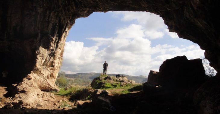 Shukbah mağarası