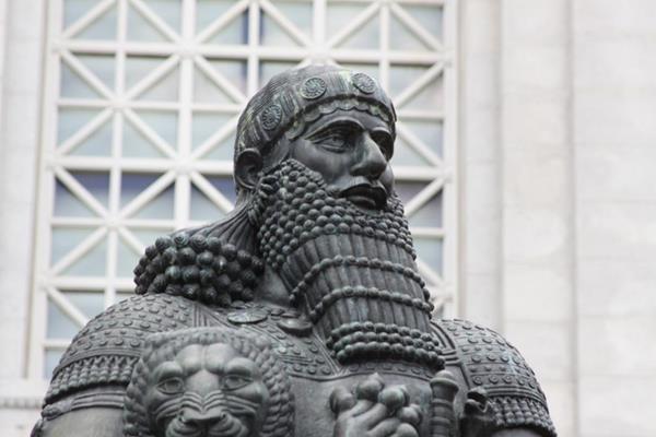 Babil İmparatoru Hammurabi