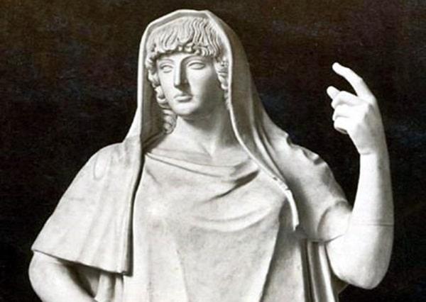 Tanrıça Vesta