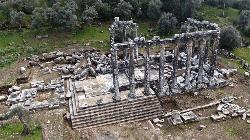 Euromos antik kenti