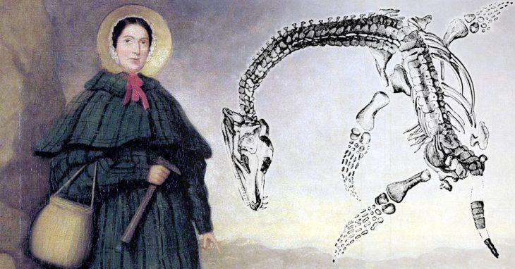 Mary Anning ilk kadın paleontolog