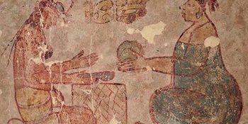 Mayalarda tuz para olarak kullanılıyordu