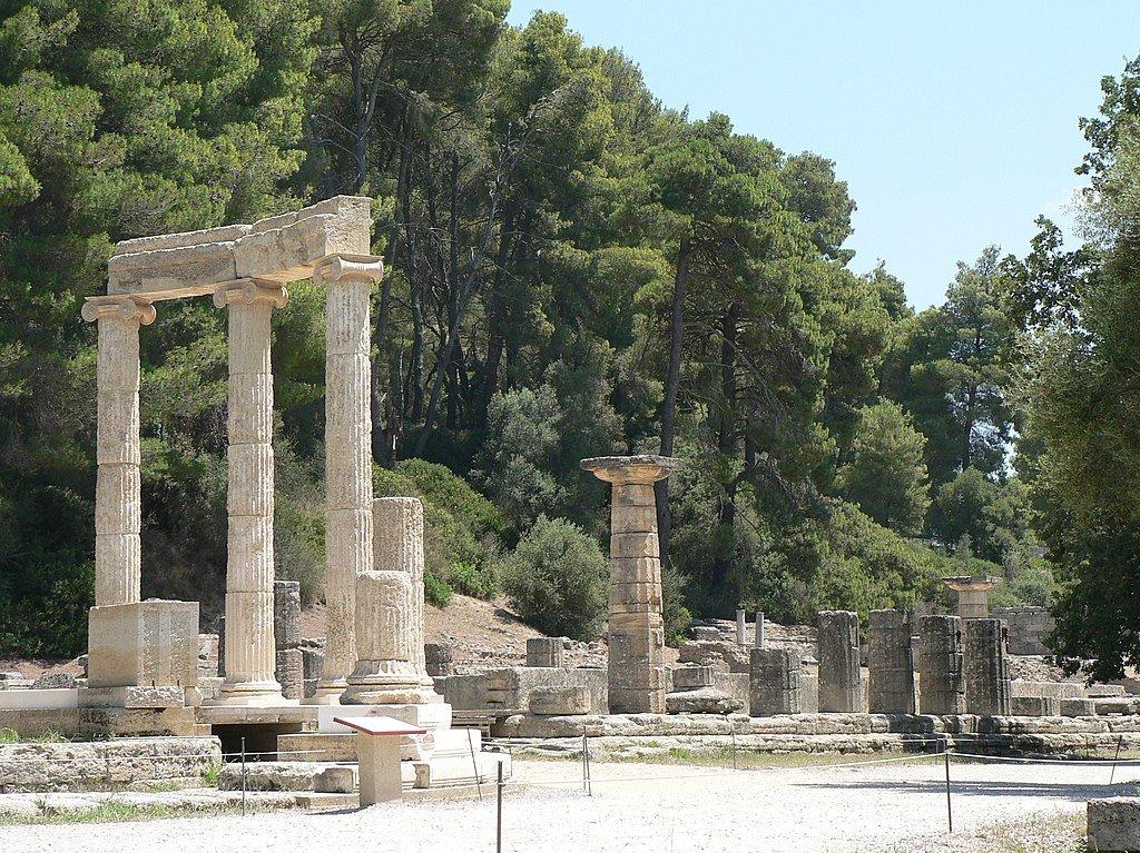 Olympia antik kenti