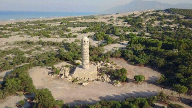 Patara Antik Kenti Deniz Feneri