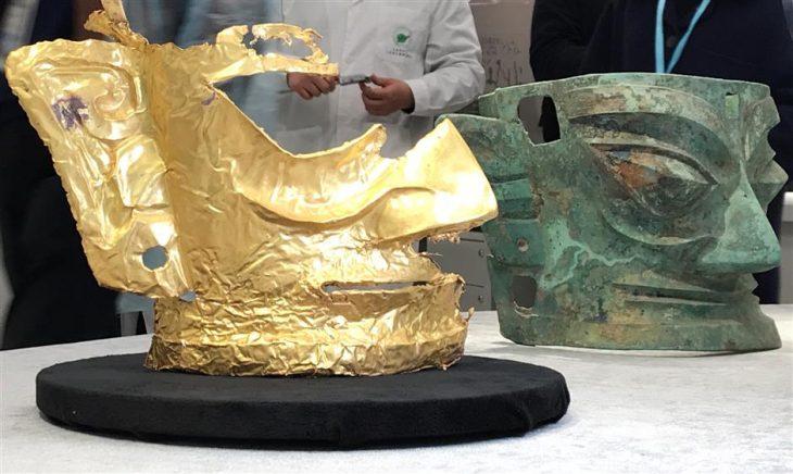 Sanxingdui harabeleri