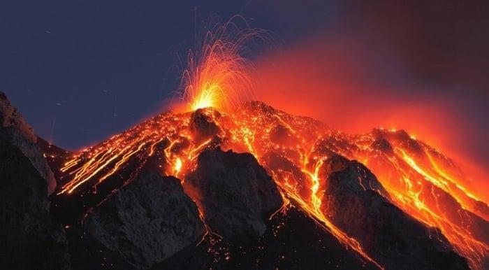 Volkan patlaması