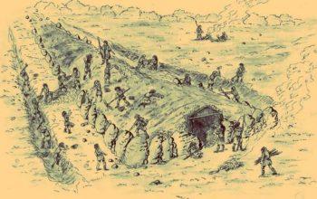 Polonya Piramitlerinin rekonstrüksiyonu