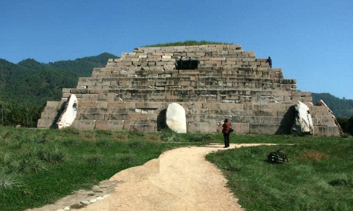 Çin piramidi