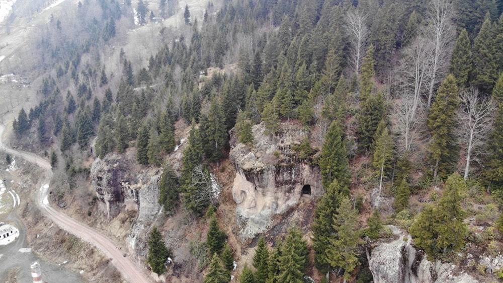 trabzon mağara
