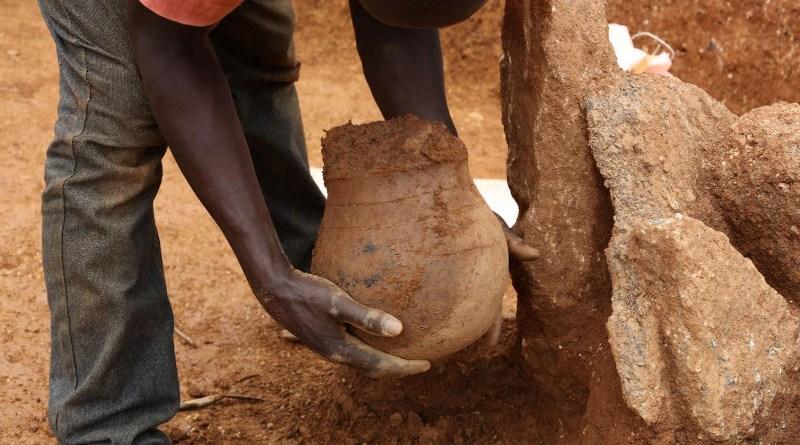 3500 yıllık bal kapları Afrika Nok Kültürü