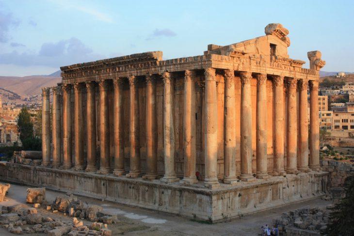 Baalbek tapınakları