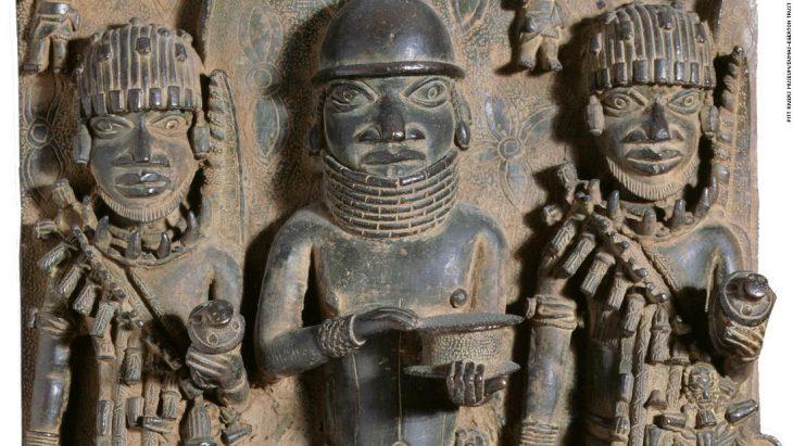 Benin bronzları