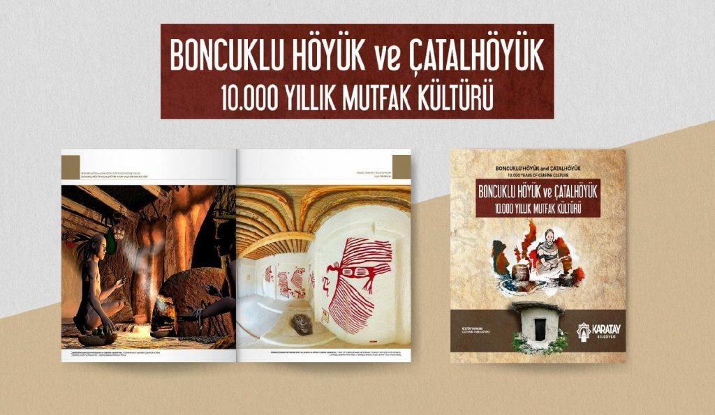 Boncuklu höyük ve Çatalhöyük mutfak kültürü_Karatay Belediyesi