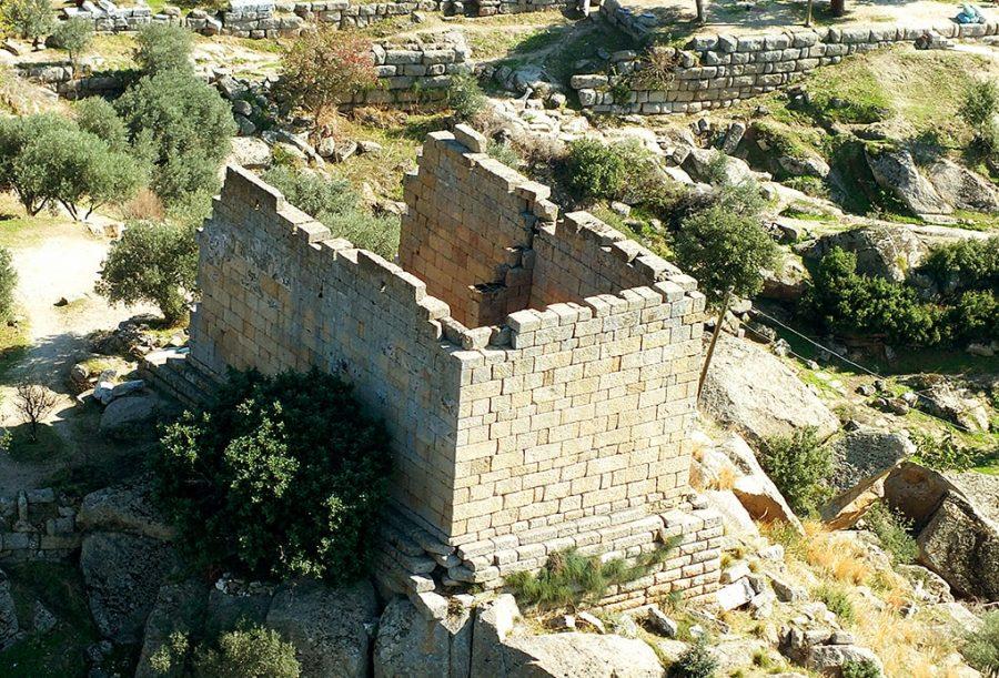 Herakleia Latmos Antik Kenti