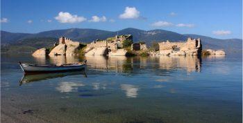Heraklia Latmos Antik Kenti