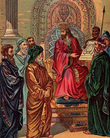Hz. Süleyman denizcilerin kralı