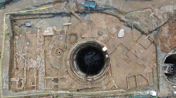Kabataş Metro İstasyonu Arkeolojik Kazıları
