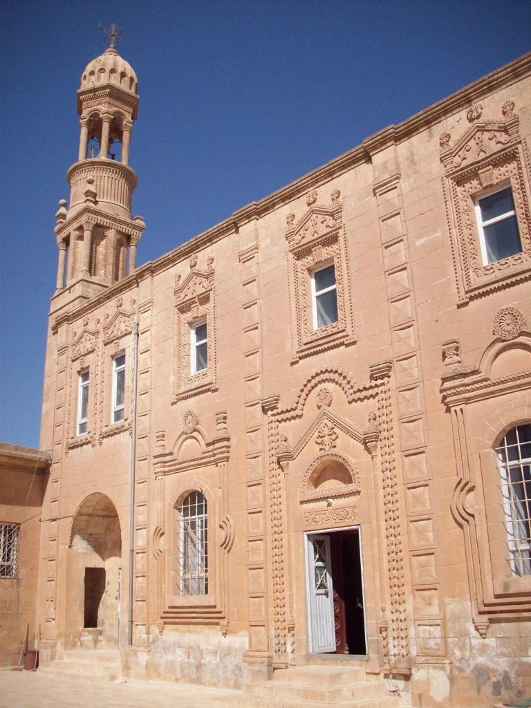 Mor Şarbel Kilisesi_Mardin_Midyat