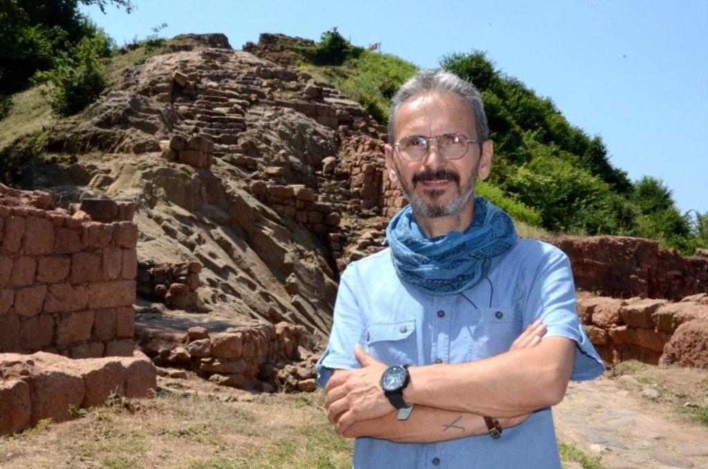 Kurul Kalesi Kazı Başkanı Prof. Dr. Yücel Şenyurt