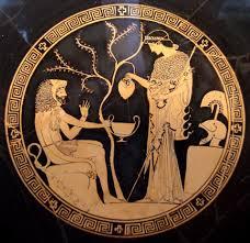 Yunan mitolojisinde zeytin