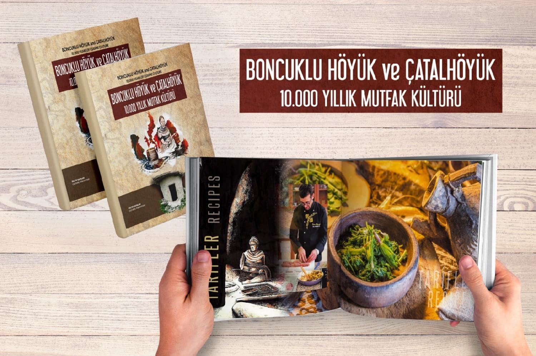 karatay-belediyesi_Boncuklu höyük ve Çatalhöyük mutfak kültürü kitabı