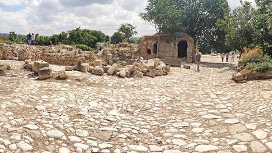 Bathonea Antik Kenti