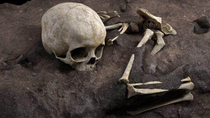 Dünyanın En Eski Cenazesi Afrika'da Bulundu. Mtoto çocuğu cenazesi