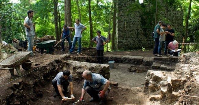 Giresun Adası arkeolojik kurtarma kazıları