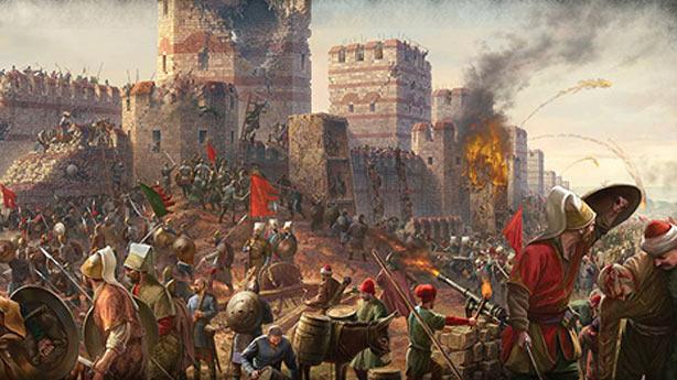İstanbul'un Fethi_Fatih Sultan Mehmed Han-ı Gazi İhtifâli