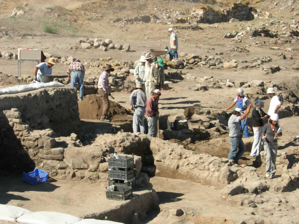 Kültepe-Kaniş Karum kazıları