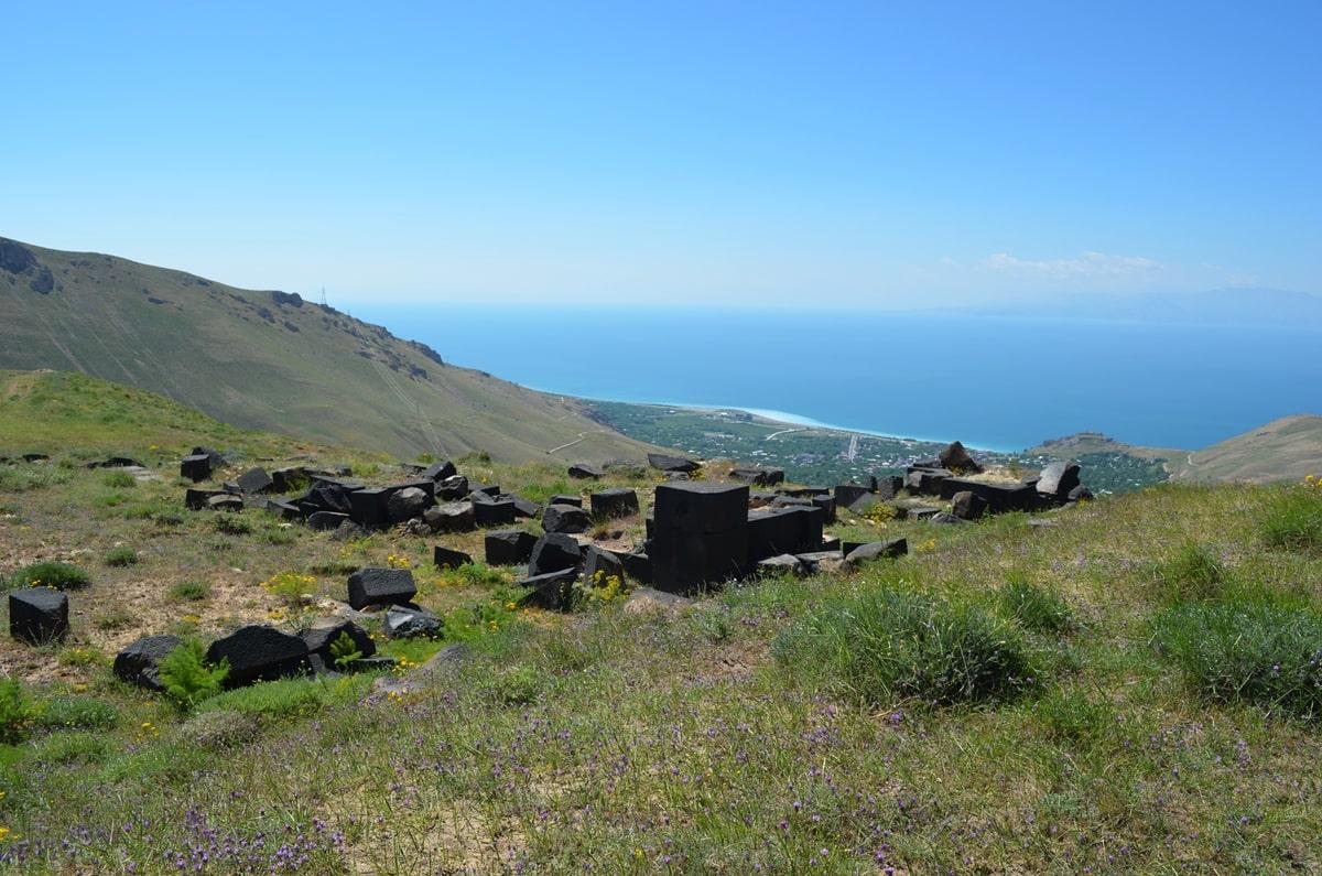 Urartu Kef Kalesi Kazı Çalışması